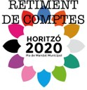 Retiment de comptes, legislatura 2015-2019 'Horitzó2020'