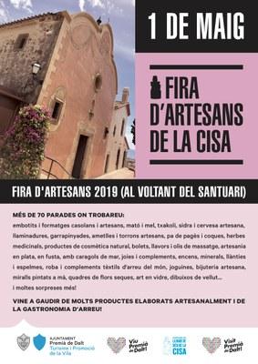 Aplec de la Cisa 2019: Fira d'Artesans
