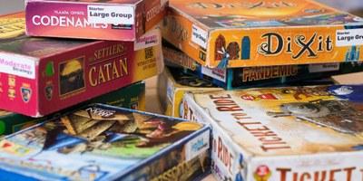 Board games. Taller en llengua anglesa