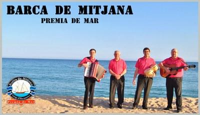 Cantada d'havaneres amb el grup Barca de Mitjana