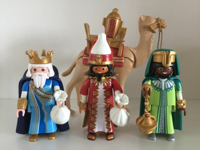 Cavalcada de SSMM els Reis d'Orient