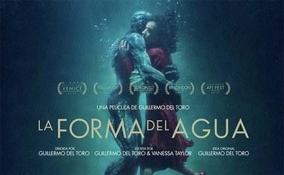 Cine Fòrum. Projecció de la pel·lícula 'La forma del agua'