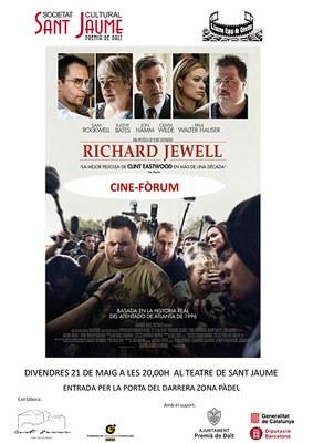 "Cine - Fòrum ""Richard Jewell"""