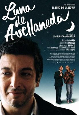 """Cinefòrum.  Cicle J.J CAMPANELLA. Projecció de la pel·lícula """"Luna de avellaneda"""""""