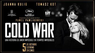 Cinefòrum 'Cold  War'