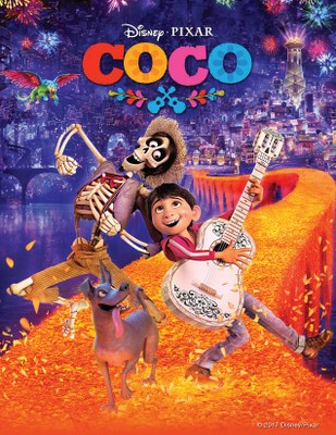 Cinema familiar: projecció de 'Coco'