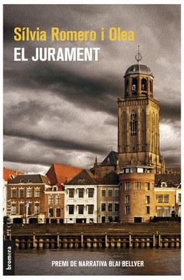 """Club de lectura sobre """"El Jurament"""", amb la seva autora, Sílvia Romero i Olea"""