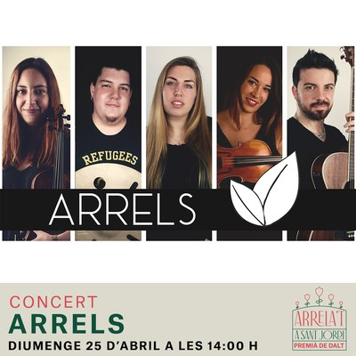 Concert d'Arrels