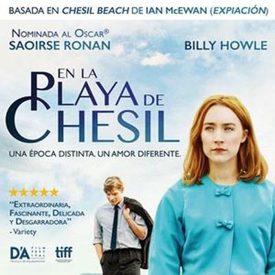 Cinefòrum. Projecció de 'La platja de Chesil'