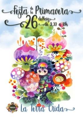 """Festa de la Primavera a l'Escola Marià Manent, """"La Terra crida"""""""
