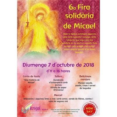 Fira Solidària de Micael