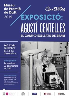 Exposició 'Agustí Centelles. El camp d'exiliats de Bram'