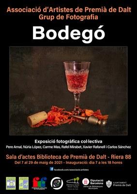 """Inauguració de l'exposició """"Bodegó"""""""