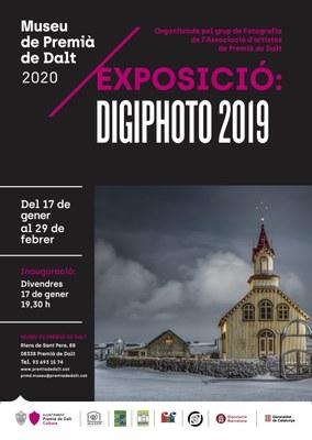 Inauguració de l'exposició fotogràfica 'DIGIPHOTO2019'