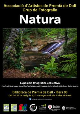 """Inauguració de l'exposició """"Natura"""""""
