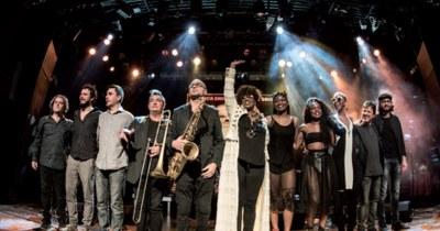 Jazz en la Nit: Mònica Green 30 anys & The Projecte soul