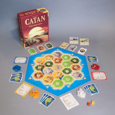 Jocs de taula, Catan, Dixit, Imagine...