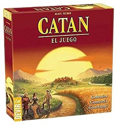 Jocs de taula, Catan