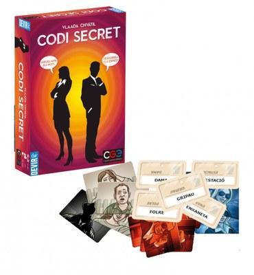 Jocs de taula, Codi secret