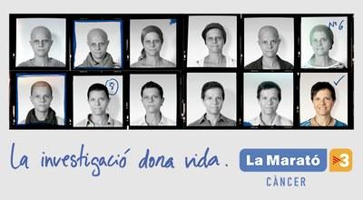 La Marató de TV3: conferència 'Tens por de tenir càncer?'