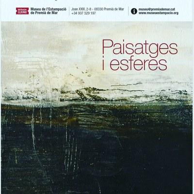 Paulí Josa: paisatges i esferes