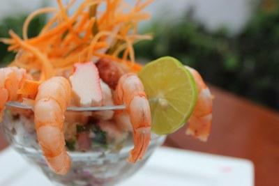 Plats cuinats pels socis i sòcies de l'Associació de la Gent Gran