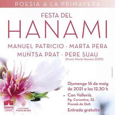 Poesia a la primavera: Festa del Hanami