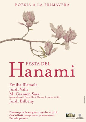 Poesia a la primavera - Festa del Hanami