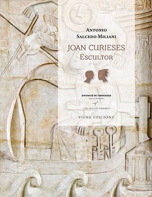 """Presentació del llibre """"Joan Curieses, escultor"""" escrit pel professor Antonio Salcedo Miliani"""