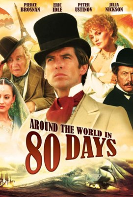 """Projecció de la pel·lícula  """"La vuelta al mundo en 80 días"""""""