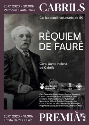 Rèquiem de Fauré