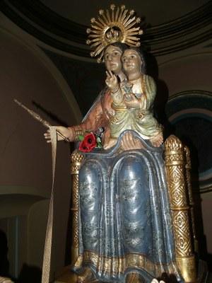 Romeria al Santuari de la Mare de Déu de Joncadella, patrona del Pla de Bages