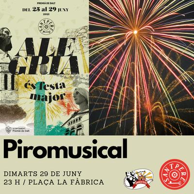 Sant Pere 2021: Primomusical