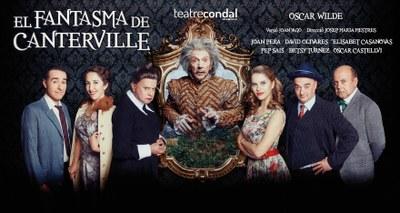 """Sortida al Teatre Condal de Barcelona """"El fantasma de Canterville"""""""