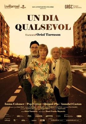 """Sortida al Teatre Villarroel """"Un dia qualsevol"""""""