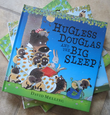 Storytime: Hugless Douglas and the big sleep amb Espai Educa