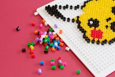 Taller de creació amb Hamma Beads