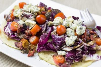 Taller de creps amb verdures