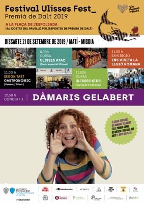 Ulisses Fest 2019: activitats de matí i migdia