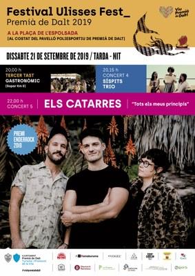 Ulisses Fest 2019, activitats tarda i nit