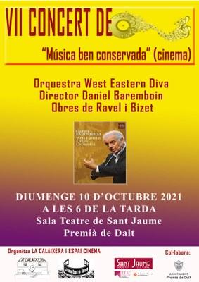 """VII Concert """"Música ben conservada"""""""