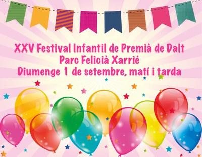 XXV Festival Infantil