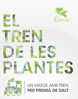 Apunteu-vos al 'Tren de les Plantes': un viatge amb tren per Premià de Dalt!