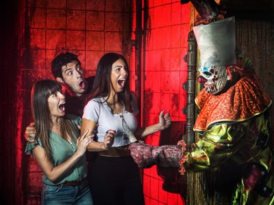 Aquest Halloween, Horrorland arriba a Illa Fantasia
