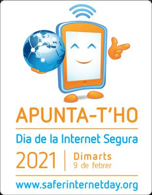 Avui 9 de febrer se celebra el Dia de la Internet Segura 2021