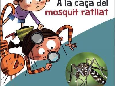 Cal prendre mesures de precaució contra el mosquit tigre!