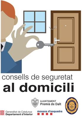 En marxa una campanya informativa sobre els consells de seguretat davant les vacances