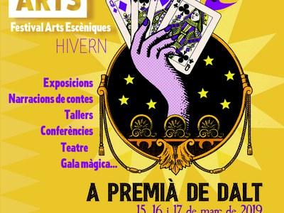 Del 15 al 17 de març, Premià de Dalt es converteix en la capital de les professionals de la màgia