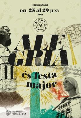 Del 25 al 29 de junyse celebra la Festa Major de Premià de Dalt