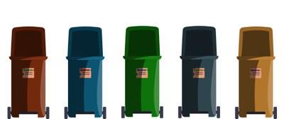 Del 5 al 6 de gener es retiren els contenidors per a evitar possibles incidents durant la Nit de Reis
